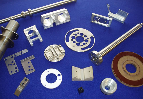 CNC machining and engineering